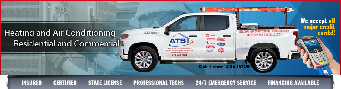 Air Temperature Solutions - Residential and Commercial HVAC Systems maintenance and repair